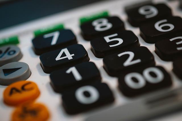 Kalkulacja finansów
