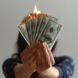 Banknoty w ręce