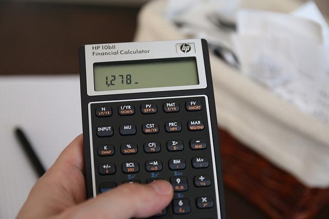 Kalkulator wyliczenia
