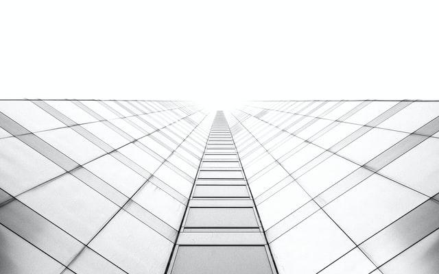 Wysoki budynek